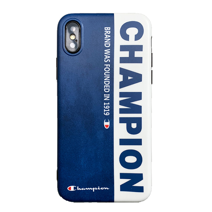Champion iphonexr/xs maxカバー