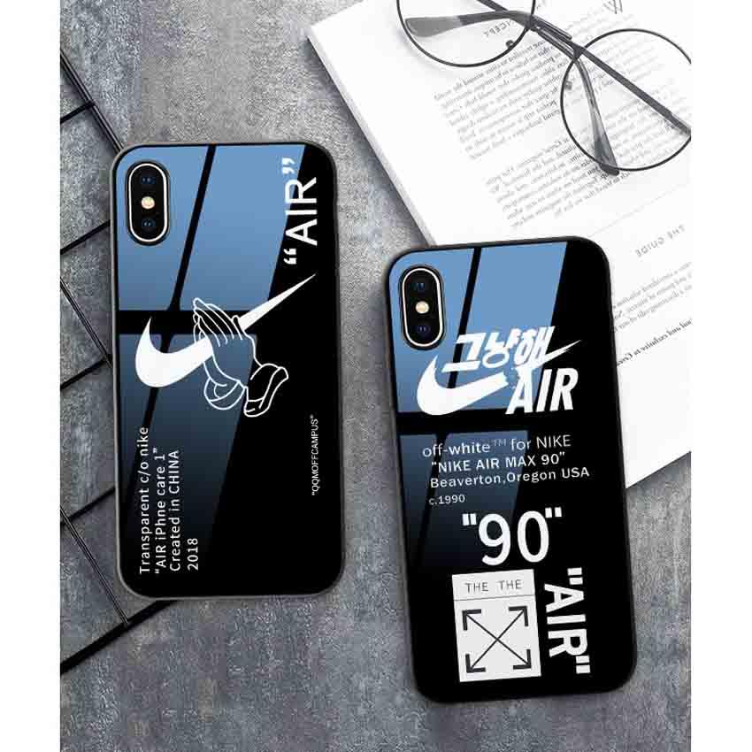 iphone11pro maxケース ナイキ 背面ガラス