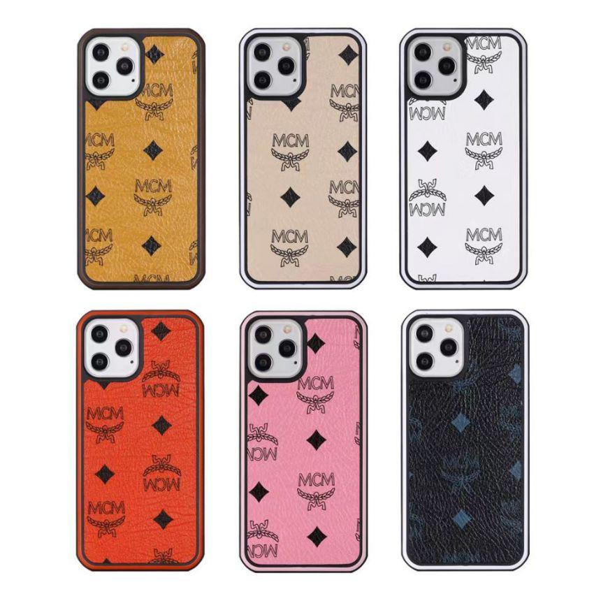 MCM アイフォン12 11PRO携帯ケース