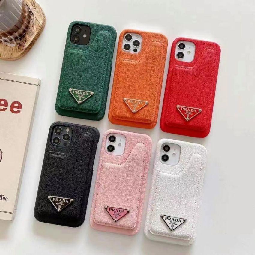 アイフォン12 11PRO携帯ケース prada 高級